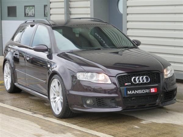 Large image for the Used Audi RS4 Avant