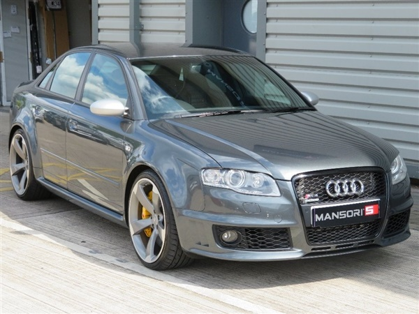 Large image for the Used Audi RS4 Saloon