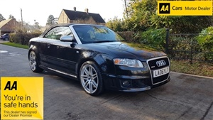 Large image for the Used Audi RS4 CABRIOLET