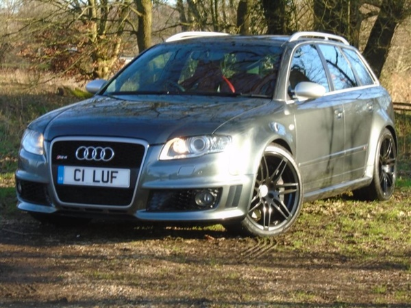 Large image for the Audi RS4