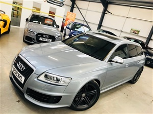 Large image for the Used Audi RS6