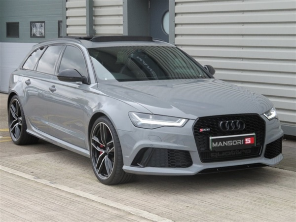 Large image for the Used Audi RS6 Avant