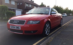 Large image for the Used Audi 4.2 S4 QUATTRO 2d 339 BHP