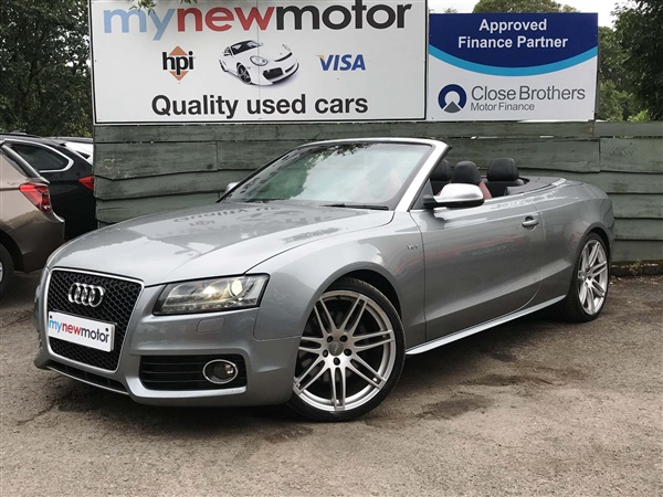 Large image for the Audi S5