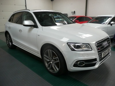 Large image for the Used Audi SQ5