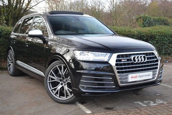 Large image for the Used Audi SQ7