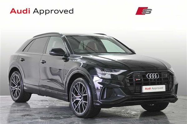 Large image for the Audi SQ8