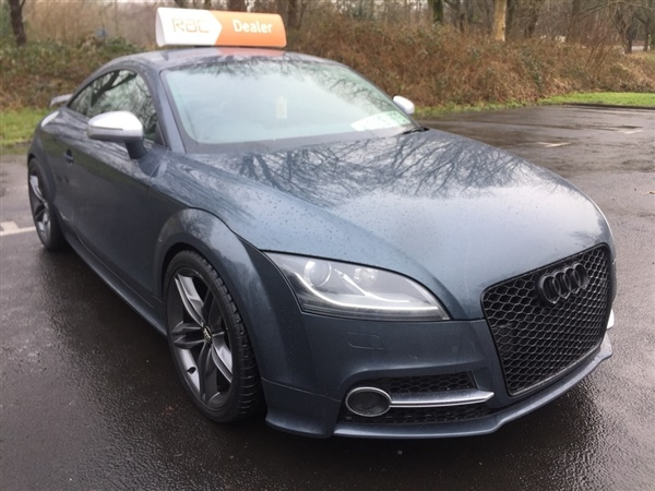 Large image for the Used Audi TTS 2.0 TFSI Coupe 3dr Petrol Automatic Quattro (188 g/km, 268 bhp)
