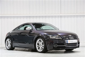 Large image for the Used Audi TTS 2.0 TFSI T S Tronic Quattro 3dr