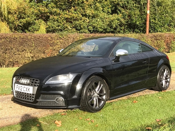 Large image for the Used Audi TTS 2.0 TFSI S Tronic Quattro 3dr