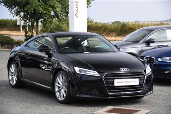 Large image for the Used Audi TT RS Coupe