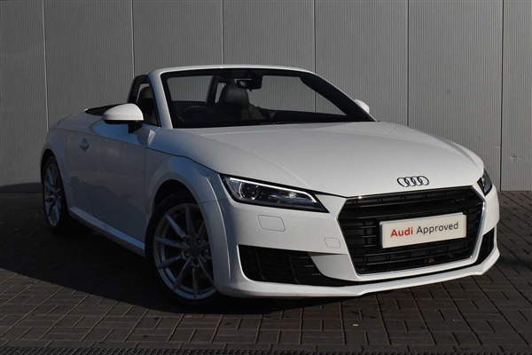 Large image for the Used Audi TTS Roadster