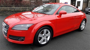 Large image for the Used Audi TT