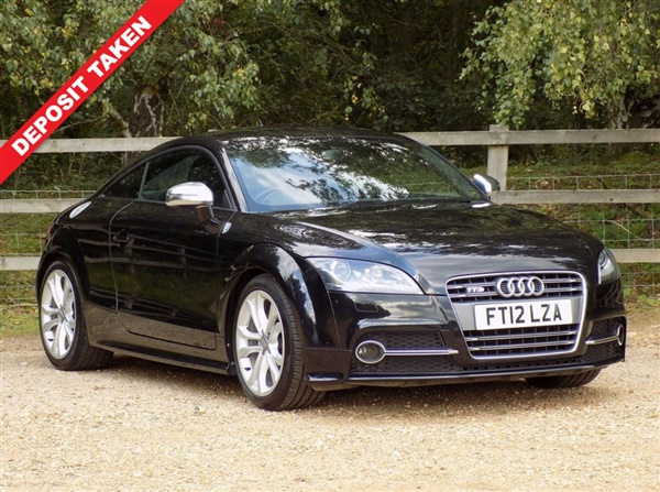 Large image for the Used Audi TTS