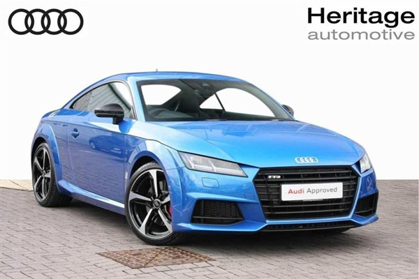 Large image for the Used Audi TTS Coupe