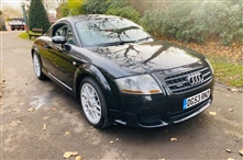 Used Audi TT