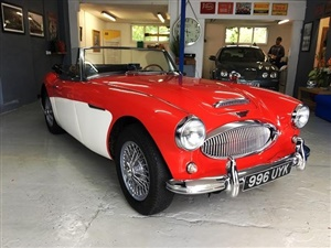 Large image for the Used Austin Healey Healey MkII BJ7 3.0 2dr