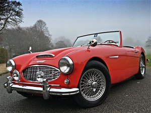 Large image for the Used Austin Healey Healey 3000 BN7 2 Seater 2dr