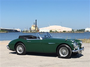 Large image for the Used Austin Healey Healey 3000 MKIII BJ8 2dr