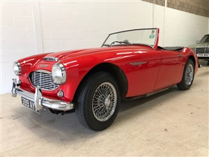 Large image for the Used Austin Healey 3000