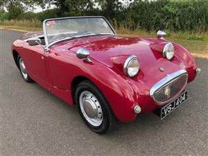 Large image for the Used Austin Healey FROGEYE SPRITE