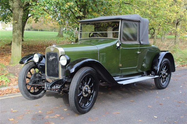 Large image for the Used Austin 12/4  2-Seater And Dickey