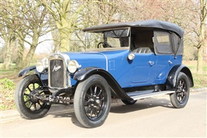 Large image for the Used Austin 12/4 TOURER