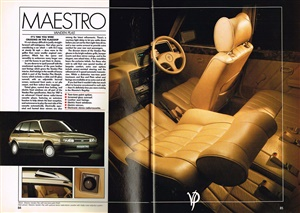Large image for the Used Austin MAESTRO