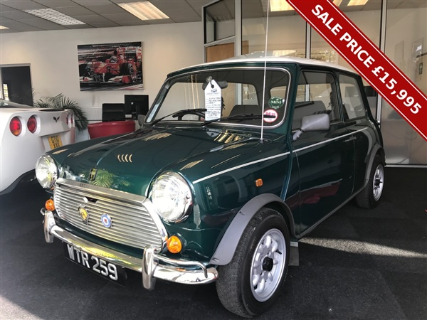 Large image for the Austin Mini