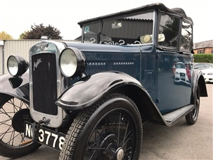 Large image for the Used Austin Seven