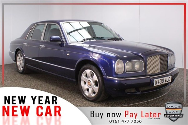 Large image for the Bentley Arnage