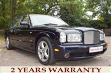 Used Bentley Arnage
