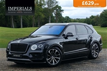 Used Bentley Bentayga