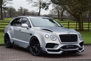 Large image for the Used Bentley Onyx Concept GTX 4x4 V8D