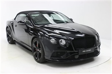 Used Bentley Continental