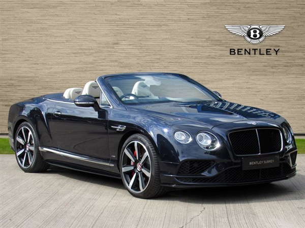 Large image for the Bentley Continental GTC