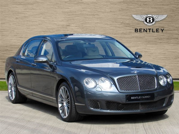 Large image for the Bentley Continental Flying Spur
