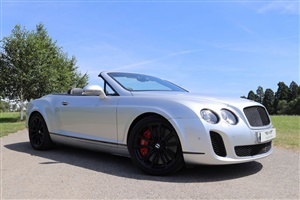 Large image for the Used Bentley Continental Supersports