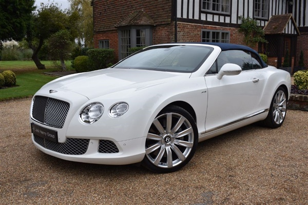 Large image for the Used Bentley Continental GTC