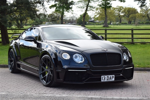 Large image for the Used Bentley Onyx Concept GTX800