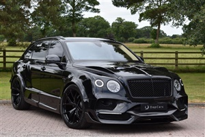 Large image for the Used Bentley Onyx Concept GTX 4x4 W12