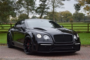 Large image for the Used Bentley Onyx Concept GTX700 V8 Mulliner
