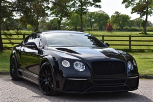 Large image for the Used Bentley Onyx Concept V8 Mulliner