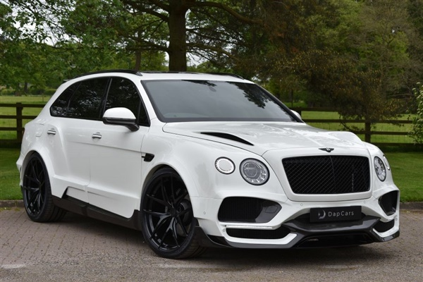 Large image for the Used Bentley Onyx Concept GTX 4x4 V8 D