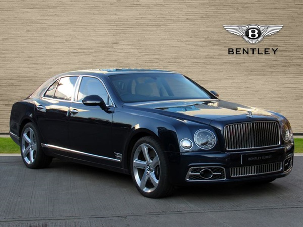 Large image for the Bentley Mulsanne