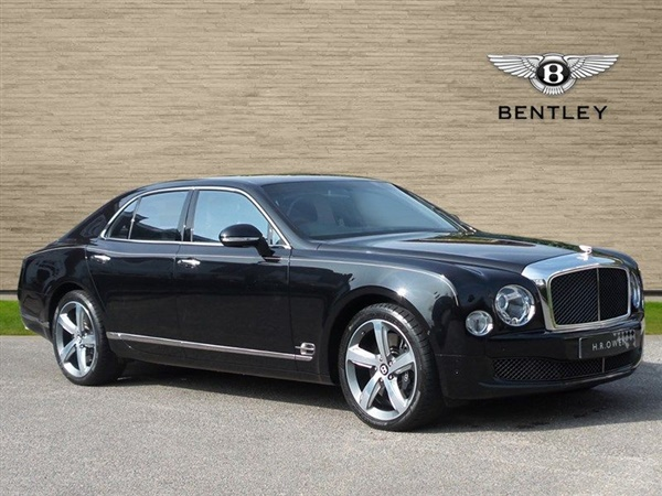 Large image for the Used Bentley MULSANNE