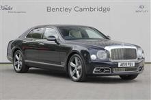 Used Bentley Mulsanne