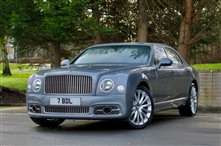 Used Bentley Mulsanne