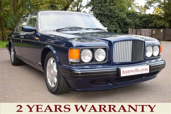 Large image for the Bentley Turbo R