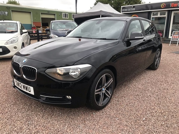 BMW 1 Series Coupe Sport Plus